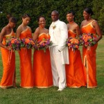 Ladies, How About An African-inspired Wedding?