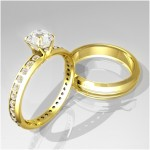 Kenya Wedding Rings