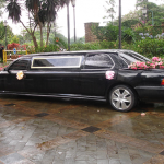 Kenya Wedding Limo